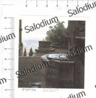 PIENZA - SIENA - immagine ritagliata da pubblicazione CROPPED IMAGE