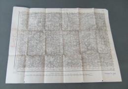 Carte Du Service Géographique De L'Armée Au 50 000e - Dinan Sud-Ouest - Maps/Atlas