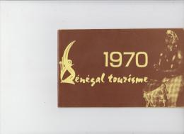 GUIDE TOURISTIQUE 1970 SENEGAL TOURISME - Exploration/Voyages