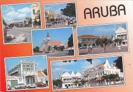 Aruba - Typical Architecture 1998 Nice Stamp - Aruba