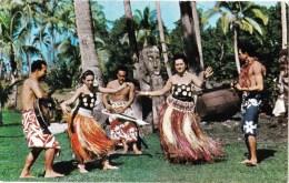 Island Dancers, Fiji - Stinsons 1067 Unused, Probably 1960s - Fiji
