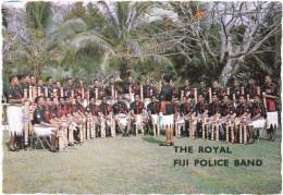 The Royal Police Band, Fiji - Samuel Lee Used, Probably 1960s - Fiji