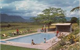 Hotel Mocambo Pool, Fiji - Stinsons 1088 Used, 1963 - See Notes - Fiji