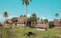 Village, Fiji - Stinsons 1025 Unused, Probably 1960s - Fiji
