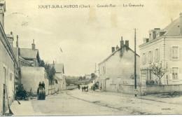 18 - JOUET SUR L'AUBOIS - Grande Rue - La Gravoche - Autres Communes