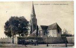 22 - PLOUAGAT - Eglise Paroissiale - Otros Municipios