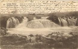LEOPOLDVILLE  ----   Chutes De La Lubilash Près De Tshala - Kinshasa - Leopoldville