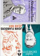 Vlaamse Toeristische Bibliotheek, John Flanders & Abraham Hans - Libri, Riviste, Fumetti