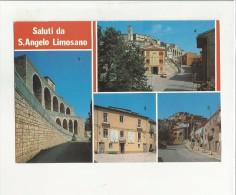 93090 VECCHIA CARTOLINA DI  SANT ANGELO LIMOSANO - Campobasso