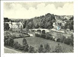 Resteigne Château Et Le Pont - Tellin