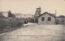CPA - St Pierre Montlimart - Mines D'or De La Bellière - Puits Du Verger - Autres Communes