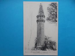 17 : FENIOUX : La LANTERNE Des MORTS  : C.P.A.. , Carte En Trés Bon état  , - Monuments