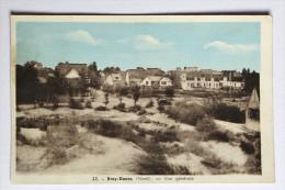 2 CPA 59 BRAY Dunes Vue Générale Nord Et Esplanade - Bray-Dunes