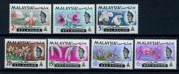 1965 - MALESIA SELANGOR  - Mi. Nr. 98/104 - NH -  - (FA29082015...) - Malesia (1964-...)