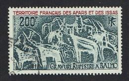 Afars Et Issas 1974  103 °/used - Afars & Issas (1967-1977)