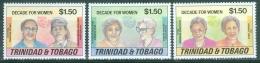 Trinida & Tobago 1985 Decade For Women MNH** - Lot. 3701 - Trinité & Tobago (1962-...)