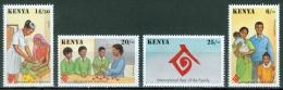 Kenya 1994 Intl. Year Of The Family MNH** - Lot. 3720 - Kenya (1963-...)