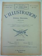 L�ILLUSTRATION:1914:INDOCHINE.LE GAZ A PARIS.AVIATION.VILLA MEDICIS.PROCES VON RUTTER.MARSEILLE.Etc..