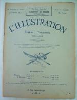 L�ILLUSTRATION:1914:PAUL DEROULEDE..GRAND SENOUSSI-CYRENA�QUE.TANGO.ACTUALITES..Etc...