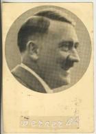 Nürnberg V.1938 Reichsparteitag Mit 3 Stempel Und Marken (7323) - Nuernberg