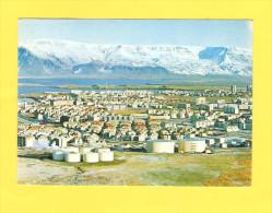 Postcard - Iceland, Reykjavik    (V 25931) - Islanda
