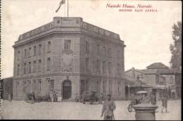 NAIROBI HOUSE, NAIROBI, KENYA ~ ANIMATED - Kenia