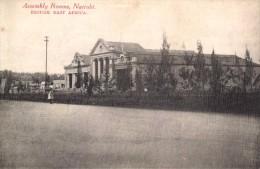 ASSEMBLY ROOMS, NAIROBI, KENYA - Kenia