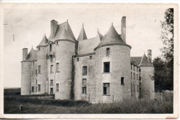 86. Vouneuil Sur Vienne. Chateau Du Fou - Vouneuil Sur Vienne