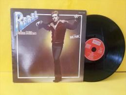 "John Miles""33t Vinyle""Rebel"" - Rock"