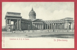 Russian / Russie - St. Péterbourg - Cathédrale De N.D. De Kazan ( See Always Reverse ) - Russie