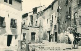 ESPAGNE(TOLEDO) ANE - Toledo