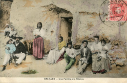 ESPAGNE(CORDOBA) TYPE GITANOS - Córdoba