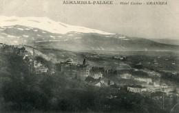 ESPAGNE(GRANADA) HOTEL ALHAMBRA - Granada