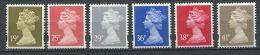 145 GRANDE BRETAGNE 1993 - Elisabeth II (Yvert 1709/14) Neuf ** (MNH) Sans Trace De Charniere - 1952-.... (Elizabeth II)