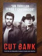 Cut Bank Movie Film Carte - Unclassified