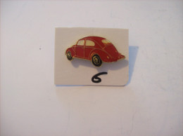 PIN´S - COCCINELLE - Vw Rouge  (6) Voir Photo - Volkswagen
