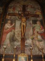 S.TRINITA´, GIOVANNI Battista,Evangelista, FRANCESCO, MADDALENA(Cristoforo Casolani) Chi.S.Marcello Al C.ROMA Fotografia - Religión & Esoterismo