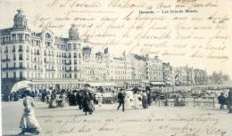 Ostende - Les Grands Hotels - Oostende