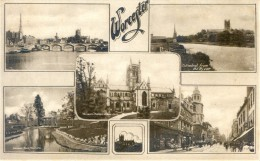 Worcester - Oxford