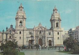 PERU - Lima 1969 - Le Catedral de Lima