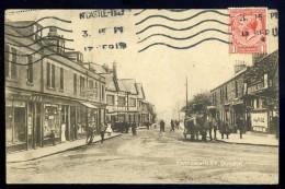 Cpa  Angleterre Northumberland Dunston Ravensworth Road  SEPT3 - Angleterre