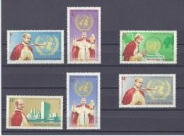 TOGO. Visite Du Pape Paul VI Aux Nations Unies - Togo (1960-...)