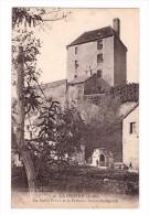 36 La Chatre Vieille Prison Et Fontaine Sainte Radégonde - La Chatre