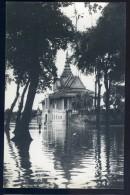 Cpa Souvenirs D´ Indochine -- Cambodge - Phnom-Penh  - Le Palais Royal  Haue Des Eaux   SEPT3 - Cambodia