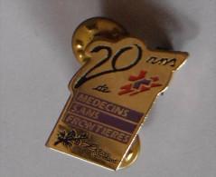 Médecins Sans Frontières 20 Ans Le Bois Dormant - Associations