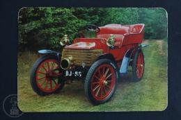 1979 Small/ Pocket Calendar - Old 1890´s Convertible Classic Car - Tamaño Pequeño : 1971-80