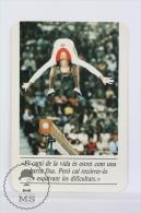 1992 Small Pocket Calendar - Gymnastics - Calendarios