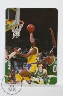 1988 Small Pocket Calendar -  American Basketball - Calendarios