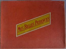 """"""" Mes Belles Patiences """" - Boite De Quatre Puzzles En Bois - Thèmes """" Chiens Et Chats """"  . - Puzzles"""