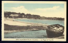 Cpa Du 29 Plougonvelin -- La Plage De Trez-Hir      SEPT4 - Plougonvelin